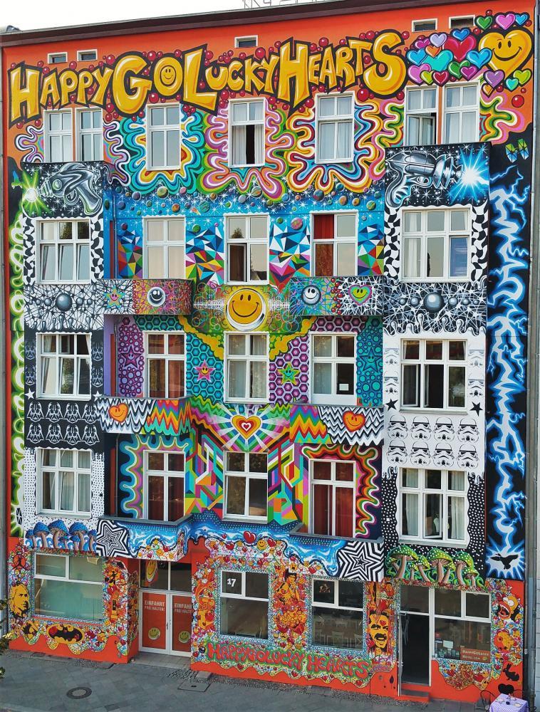 School Trip Berlin 2019 2020 Happygolucky Hotel Hostel