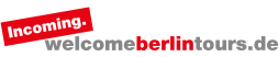 Logo Welcome Berlin Tours International